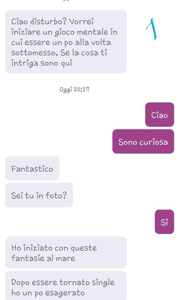 richieste di sesso chat dove conoscere gente