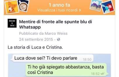 10 motivi per cui ci mancano Cristina e Luca